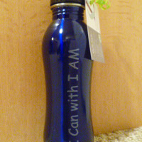 I Can With I AM: Water Bottles